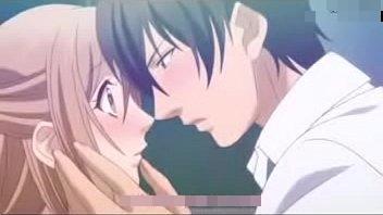 【エロアニメ】ドエスなイケメン男子生徒と可愛い先生の禁断の愛!先生が学校で初めてのラブエッチ!