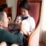 【志戸哲也】ショートカットの可愛い制服の女の子がプロのエロテクにとろけるラブエッチ!