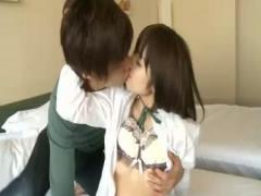 【一徹】憧れの彼と見つめ合いキス…おっぱい触られて優しくクンニされちゃうラブラブなムードの美男美女 女性向け無料アダルト動画