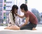 MM号で賞金GETの為、友人関係からイケナイ仲になっちゃう初々しいセックス! 女性向け無料アダルト動画