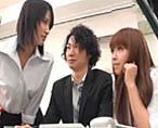 【ムータン】女性ばかりのオフィスに就職したエロメンくんに抜けがけしてフェラチオしちゃう! 女性向け無料アダルト動画
