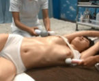【マジックミラー号】おっぱいで潮吹きするなんて、、初めての乳腺マッサージで痙攣イキ!女性向け無料アダルト動画